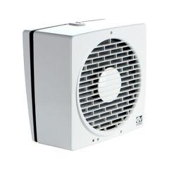 Вентилятор реверсивный Vortice Vario 150/6 AR с автоматическими жалюзи