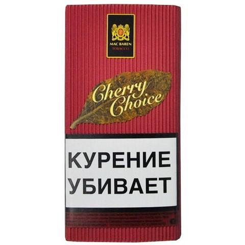 Табак Mac Baren Cherry Choice (Трубочный) - (40 гр)