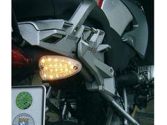 Светодиодные указатели поворота со стоп-сигналом BMW, комплект 2 шт.
