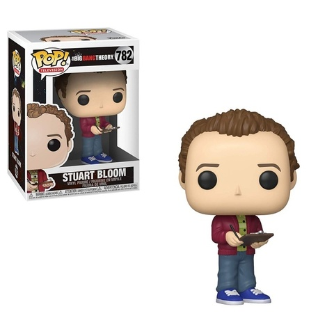 Фигурка Funko POP! Vinyl: Big Bang Theory S2: Stuart 38583