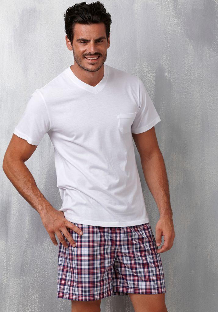 Легкая мужская пижама Vilfram