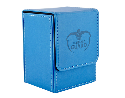Ultimate Guard - Синяя кожаная коробочка
