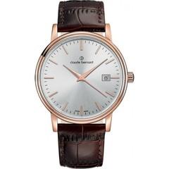 мужские наручные часы Claude Bernard 53007 37R AIR