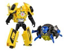 Робот - Трансформер Автобот Бамблби (Bumblebee) и Айронхэм TAV-40, Takara Tomy