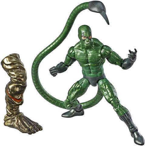 Фигурка Скорпион (Scorpion) Человек Паук: Вдали от дома - Marvel Legends, Hasbro