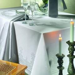 Скатерть 160x300 Curt Bauer Gourmet белая