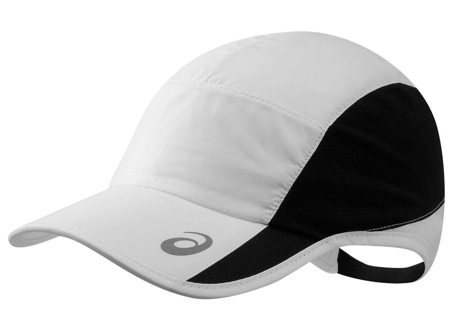 Бейсболка для бега Asics Performance Cap (132059 0001) белая