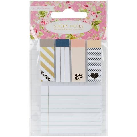 Блоки для записи Color Crush Planner Sticky Notepad Accents
