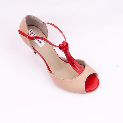 Туфли для аргентинского танго, арт.ATG02tr7