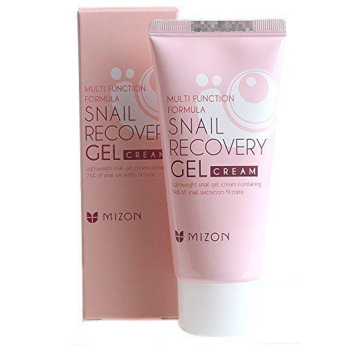 Гель-крем с  муцином  улитки | Mizon snail recovery gel cream (45ml)