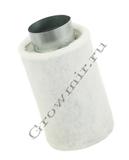 Высокоэффективный угольный фильтр Clean smell 100 до 350 м³/ч.