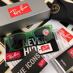 Очки Ray Ban Wayfarer Rb2140 Green