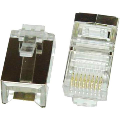 Inakustik Premium RJ-45 CAT5\6 Plug; 8P8C, 004890000