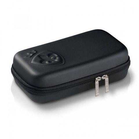 Черный вибратор с миостимуляцией Mystim Electric Eric Black Edition - 27 см.