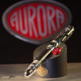 Роллер Aurora Demonstrator Nero прозрачный (AU-878/N)