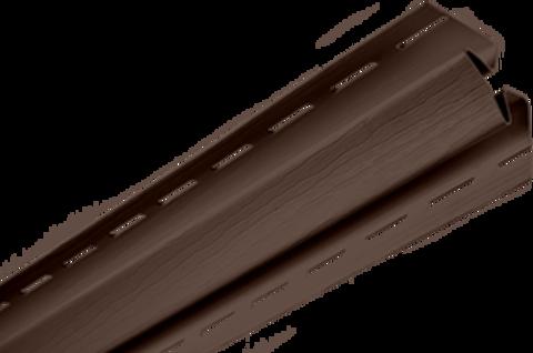 Планка Угол внутренний Альта Профиль Орех темный 3,05м