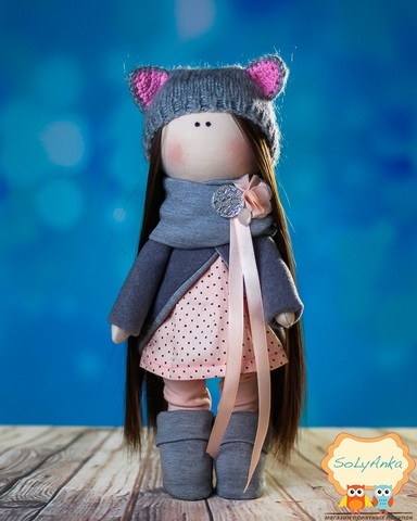 Кукла Жаклин из коллекции - Fairy doll