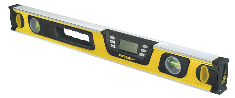 Уровень цифровой 600мм FatMax Stanley 0-42-065