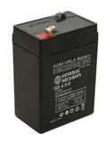 Аккумулятор General Security GS 4,5-6 ( GS6-4.5 ) ( 6V 4,5Ah / 6В 4,5Ач ) - фотография
