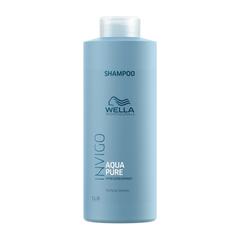 Wella Invigo Balance Очищающий шампунь Aqua Pure 1000мл