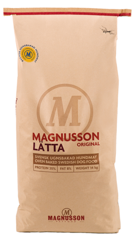 Корм для собак Magnusson Original Latta 14 кг
