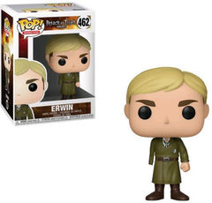 Figurine pop! Erwin (462) by funko-attack on titan