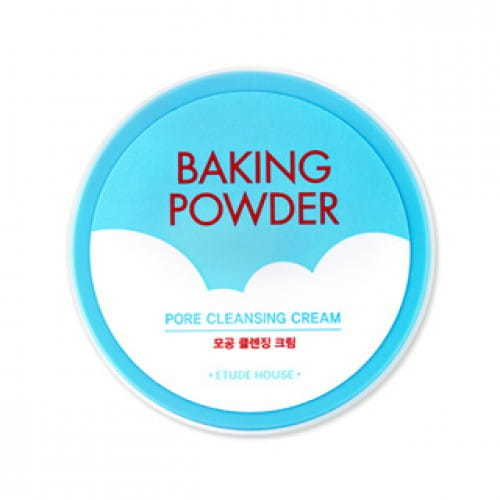 Крем для снятия макияжа Etude House Baking powder pore cleansing cream