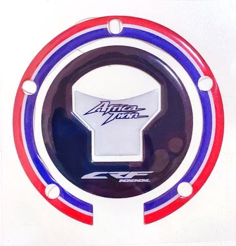 Наклейка на лючок бака Honda Africa Twin