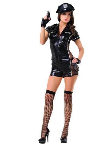 Эротический костюм Полицейского