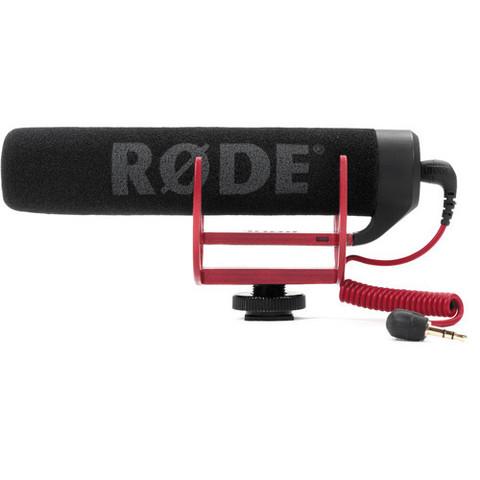 Накамерный микрофон Rode-Videomic- GO