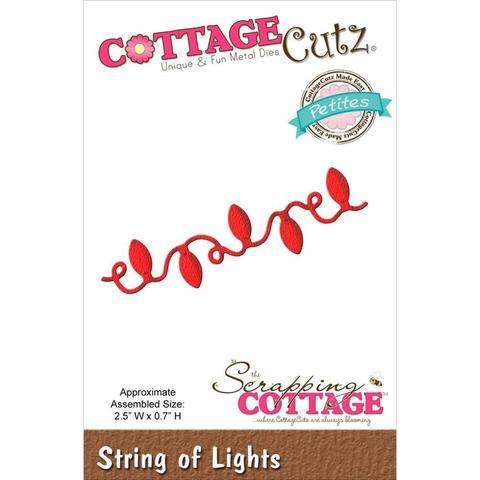 Нож для вырубки -String Of Lights