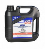 Liqui Moly ATF III Минеральное трансмиссионное масло