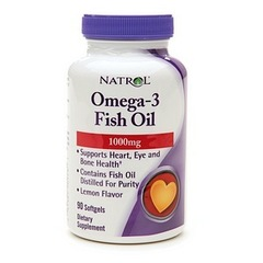 Omega 3 Fish Oil 1000 mg (90 капсул)