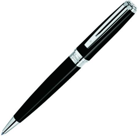 Шариковая ручка Waterman Exception Slim Black ST S0637040