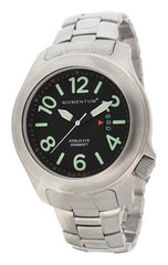 Часы Momentum Steelix 1M-SP74BS0 (сталь, сапфир)
