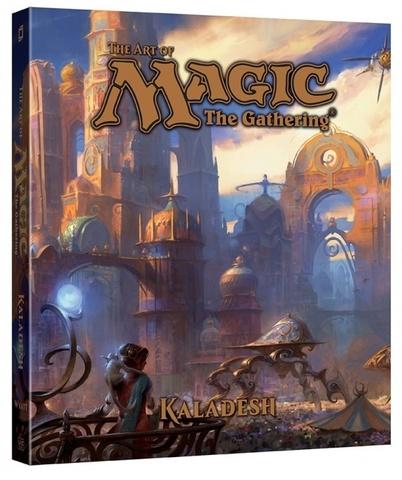 Артбук Magic: The Gathering - Kaladesh (английский)