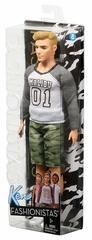 "Кукла Кен Barbie ""Игра с модой"""