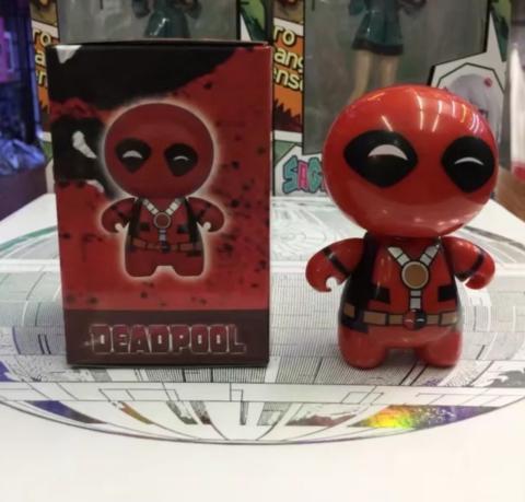 Фигурка Deadpool маленький, 9см