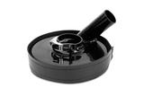 Защитный пылеудаляющий кожух MESSER (тип А2) на УШМ для работы шлифовальной чашкой 125 мм.