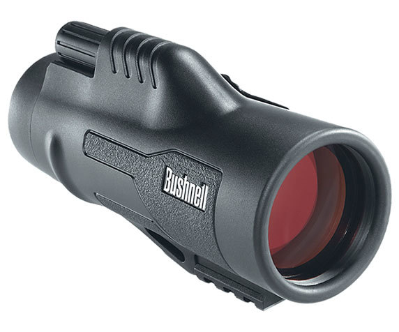 Десятикратный монокуляр Bushnell Legend Ultra 10 42, черный
