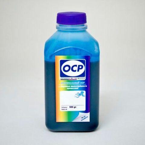 Чернила OCP CP 110 (Cyan) для EPSON Stylus Photo R800, R1800, R1900, R2000, 500 г