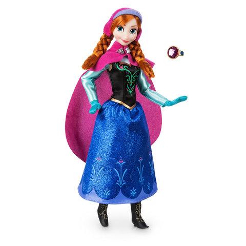 Кукла принцесса Анна