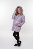 Куртка 05199 серый
