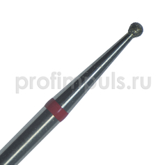 001.014 (МТА) фреза алмазная шарик 1,4 мм мелкой зернистости