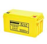 Аккумулятор YELLOW GB 12-65 ( 12V 65Ah / 12В 65Ач ) - фотография