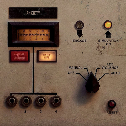 Nine Inch Nails ‎/ Add Violence (12
