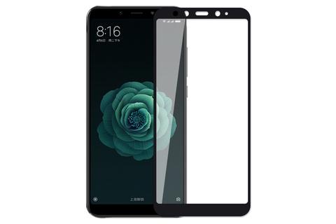 Защитное стекло 3D на весь экран для Xiaomi Mi A2.