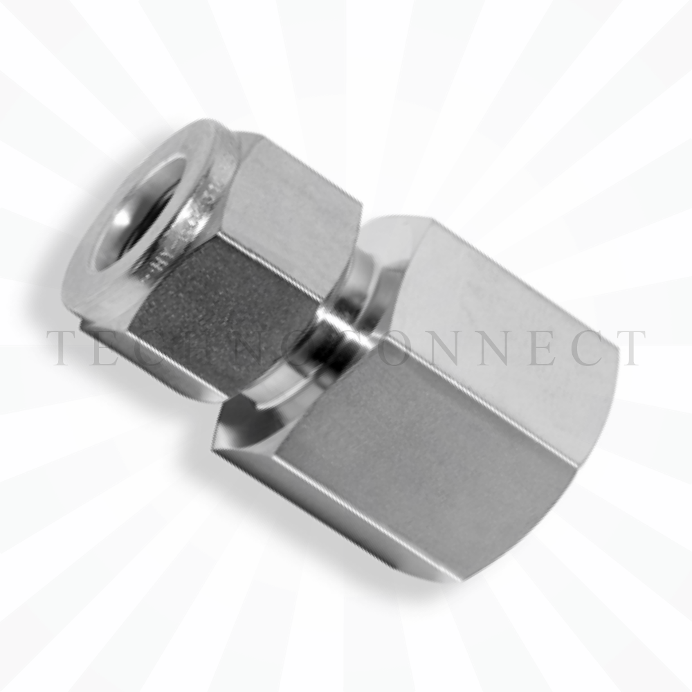 CGC-8-4G  Штуцер прямой: дюймовая трубка 1/2