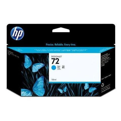 HP C9371A (№72) cyan (голубой) картридж 130 мл