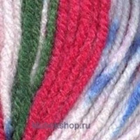 Пряжа Кроха (Троицкая) 7037 Принт - купить в интернет-магазине недорого klubokshop.ru